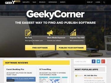 GeekyCorner Brand