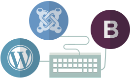 Wordpress & Joomla Integration