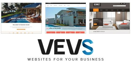 VEVS Holiday Property Website Builder