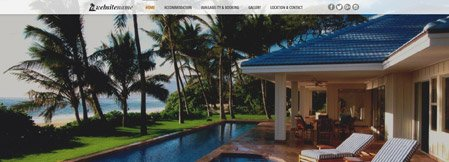 Holiday Property Website Builder