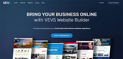 VEVS Business Websites