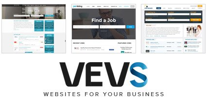 VEVS Job Portal Websites