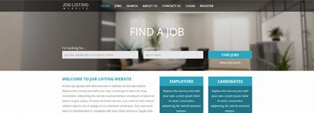 Ready-made Job Potal Websites
