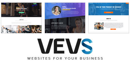 VEVS Personal Trainer Websites