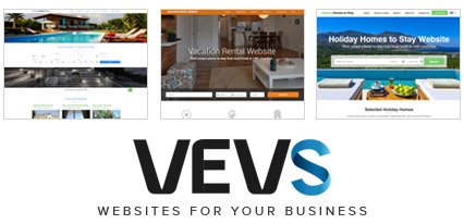 VEVS Vacation Rental Websites