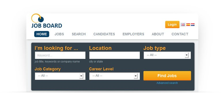 Turnkey Job Portal Website for Resellers | PHPjabbers Blog