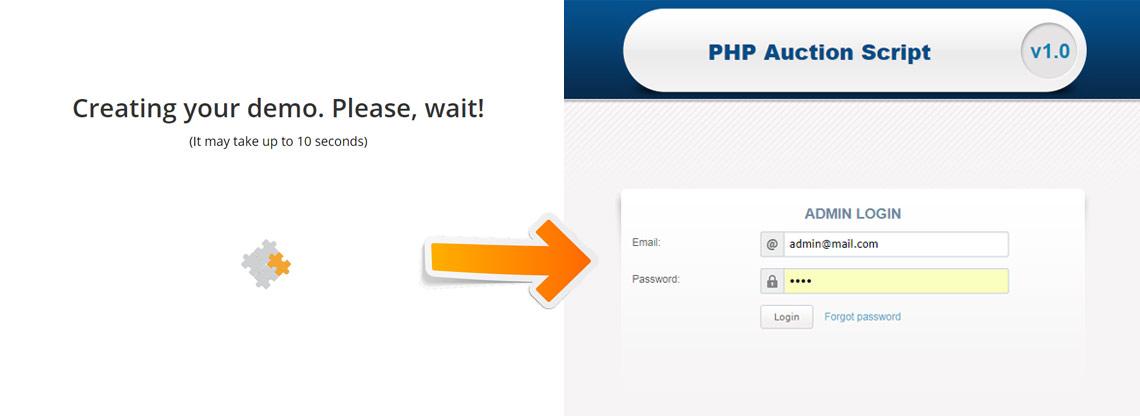 PHPJabbers Demo Preloader