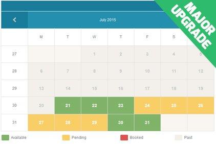 Availability Calendar 5.0