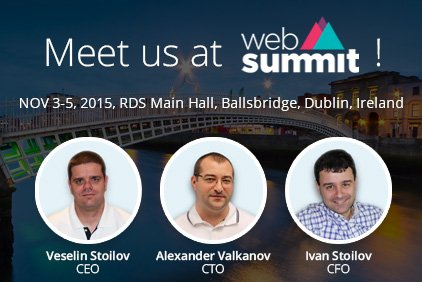 PHPJabbers To Attend WebSummit