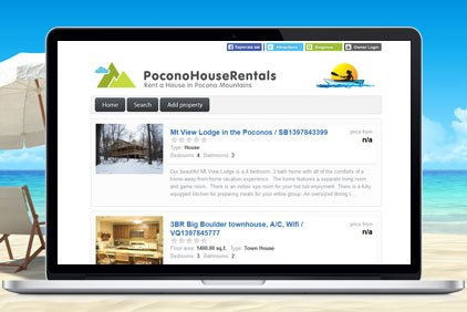 Case Study: Build an Entire Vacation Rental Website With PHPjabbers.com