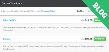 Car Park Booking 2.0 - New Major Upgrade