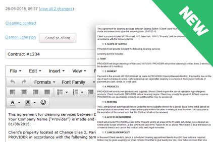 New Script: Document Creator
