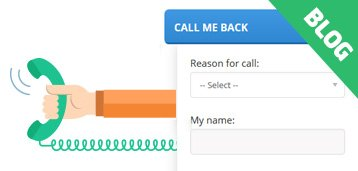 Generate Hot Leads With Callback Widget 1.0