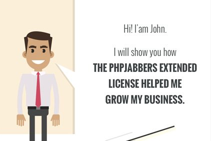 [Infographic] PHPJabbers Extended Developer Program
