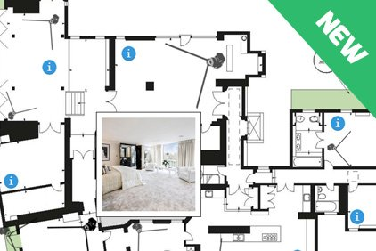 Appealing Property Presentations Interactive Floor Plan