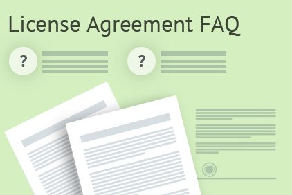 FAQ About The New License Agreement