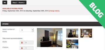 Minor Update: Hotel Booking System 3.2