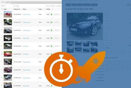 PHPJabbers Framework: Fast Loading Data & High Performance