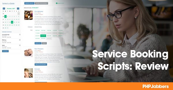 Service Booking Scripts Review