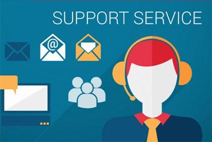 Support Service updates
