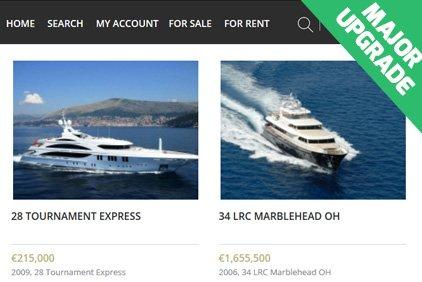 Yacht Listing Script 2.0