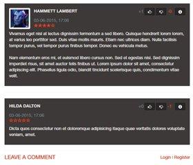 PHP Comment Script Demo 2