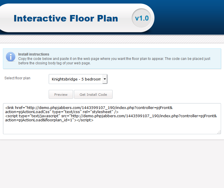 Interactive floor plan software features for Carpet planning software