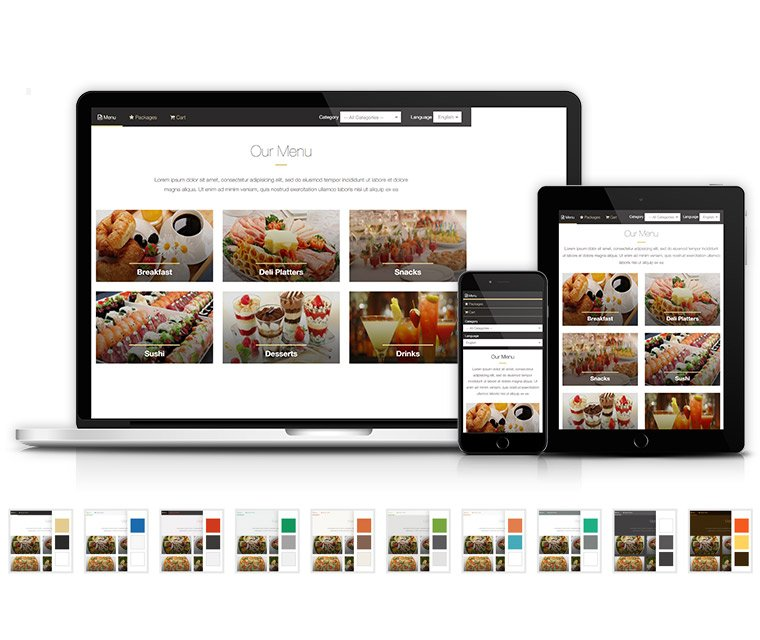 enting's online catering and reservation system Issuu is a digital publishing platform that makes it simple to publish magazines, catalogs, newspapers, books, and more online easily share your publications and get.