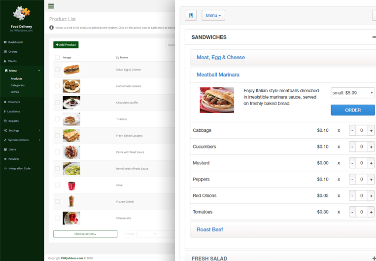 Food Delivery Script Food Ordering System Features