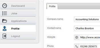 Job Portal with Employer Account