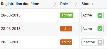 PHP Comment System with Moderators