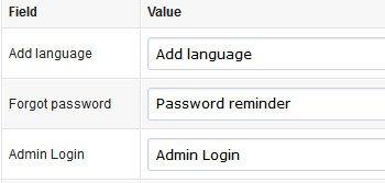 Multiple Language Job Board