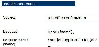 Job Script Email Notifications