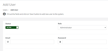 Multiple user access levels