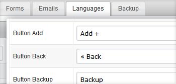 Translate the login script