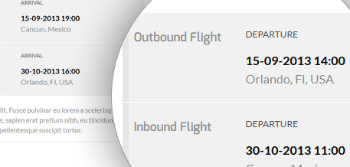Flight Details Module