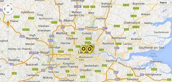 Google Maps Feature