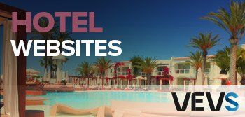 Ready-made hotel website
