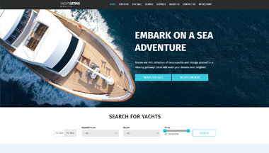 Yacht and Boat Websites!