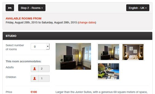 Hotel booking system online hotel reservation system for Design hotel booking system