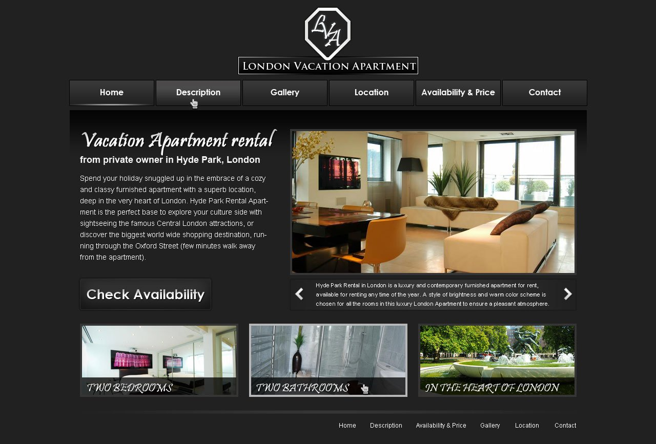 Free Vacation Rental Website Template 11  PHPJabbers