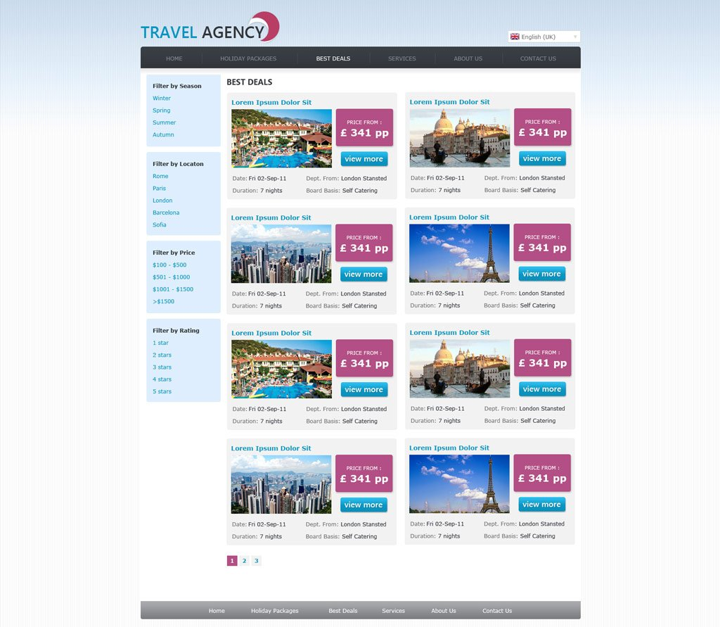 How To Start A Travel Agency Website
