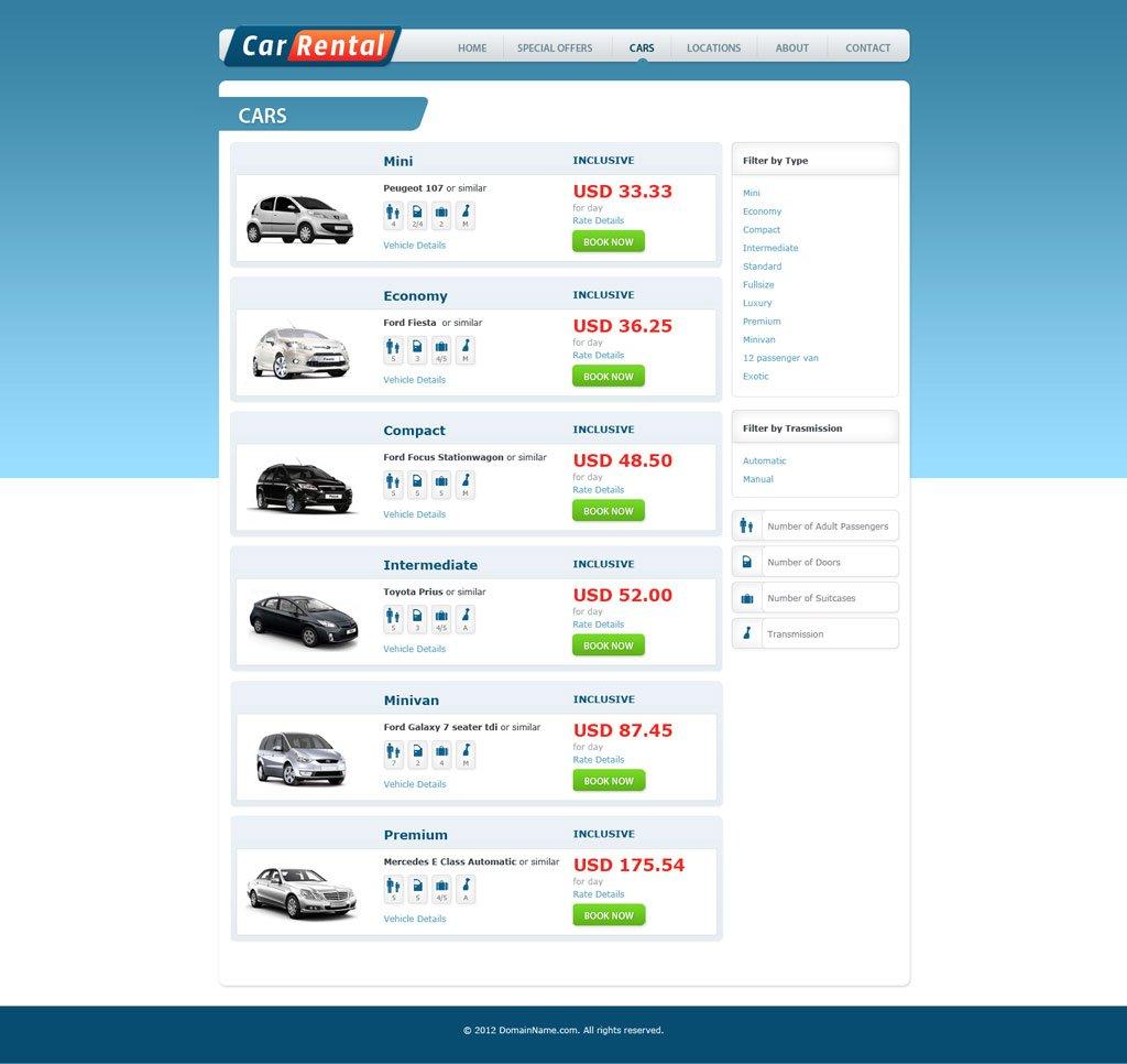 Car Rentals: Find Cheap Car Rentals & Rental Car Deals - KAYAK