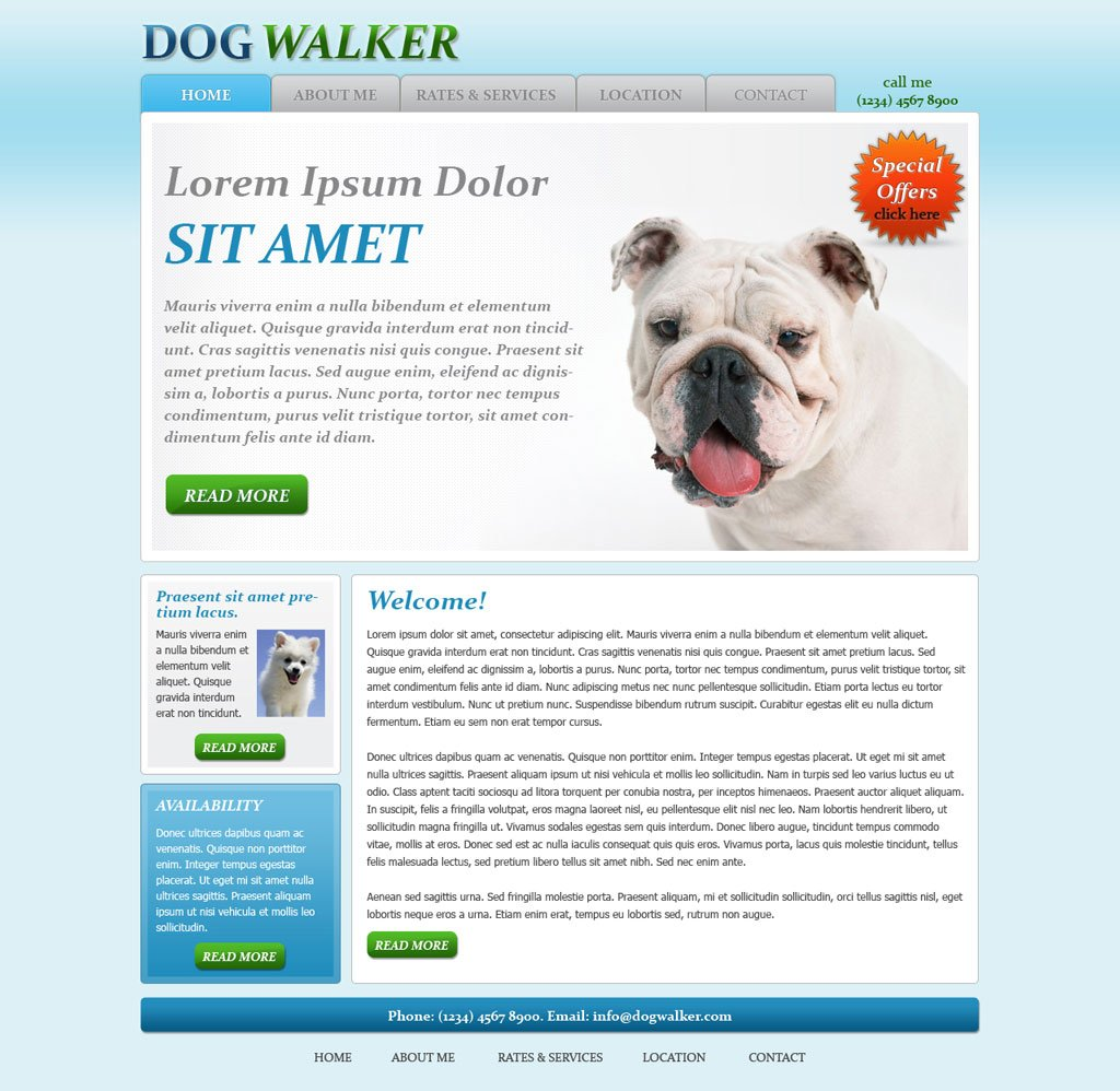 Dog walking dating sites